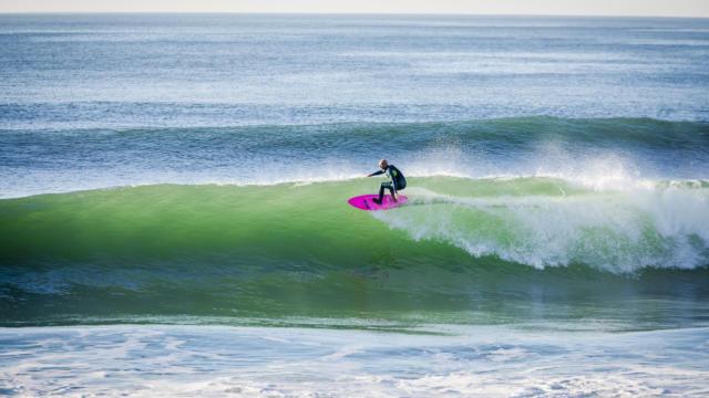 Surf Debout Planche A Vacheron