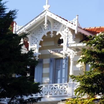 Visite De La Ville D Hiver Arcachon Office De Tourisme Des