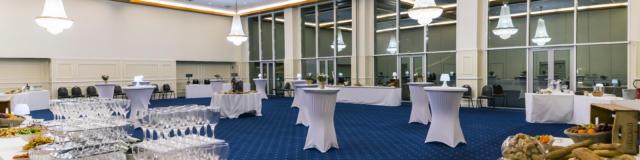 Salle des ambassadeur réception