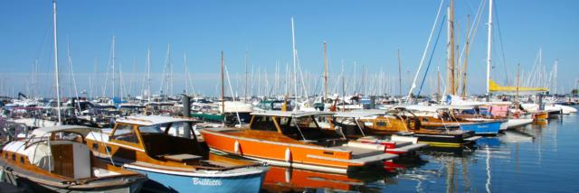 Bateaux Plaisance Port