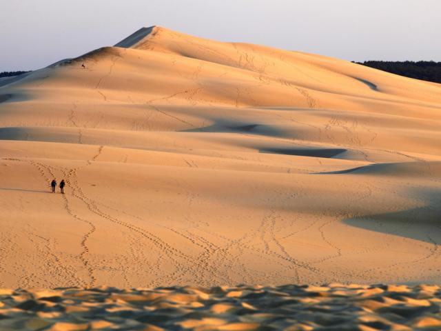 Coucher De Soleil Dune2