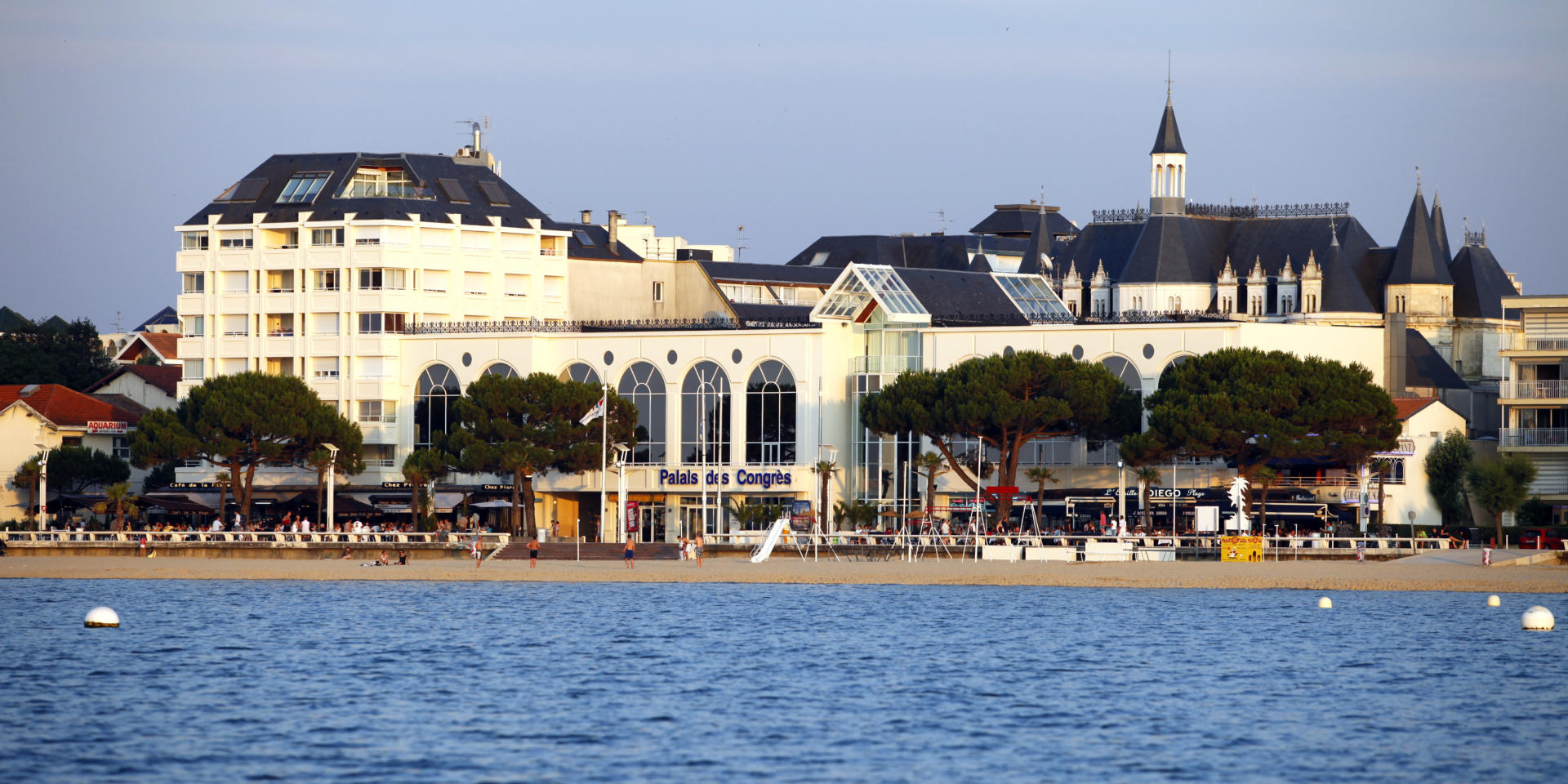 Arcachon S Destination Arcachon Office De Tourisme Des Congres