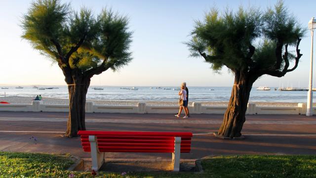 Banc Front De Mer