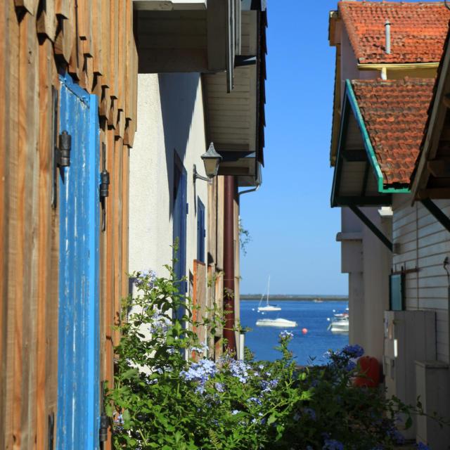 Village ostréicole Cap Ferret