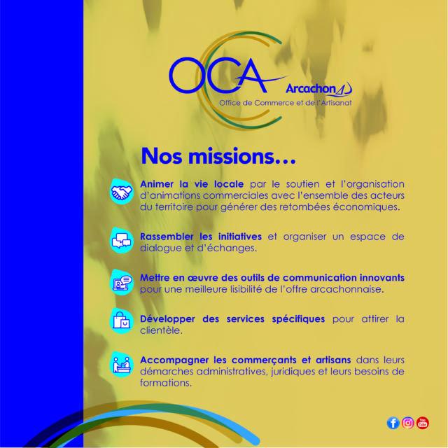 Mission Oca