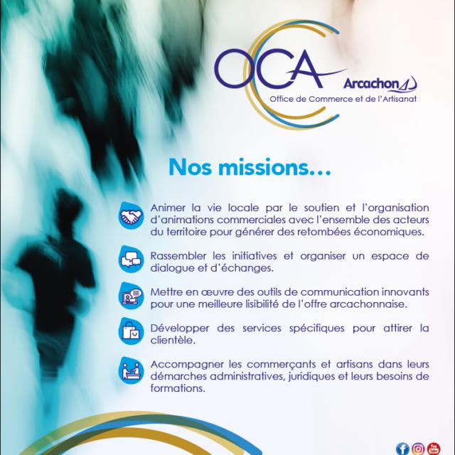 Missions Oca