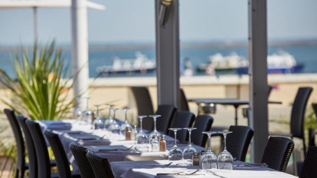 Soiree Restaurant Terrasse