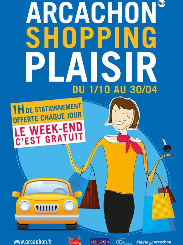 Arcachon Shopping Plaisir